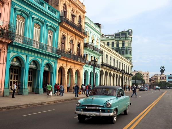 Small group holiday in Cuba