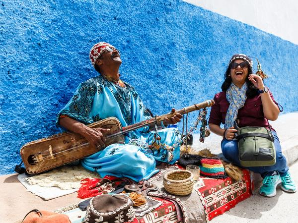 Morocco small group holiday for solo travellers