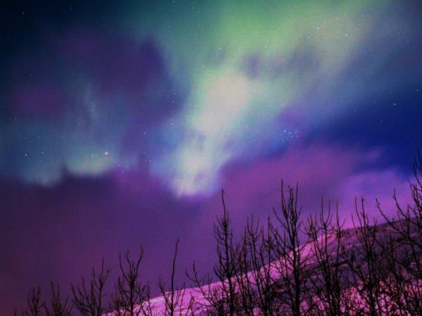 Northern Lights small group holiday with expert astronomer