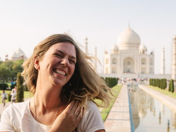 India holiday for solo travellers
