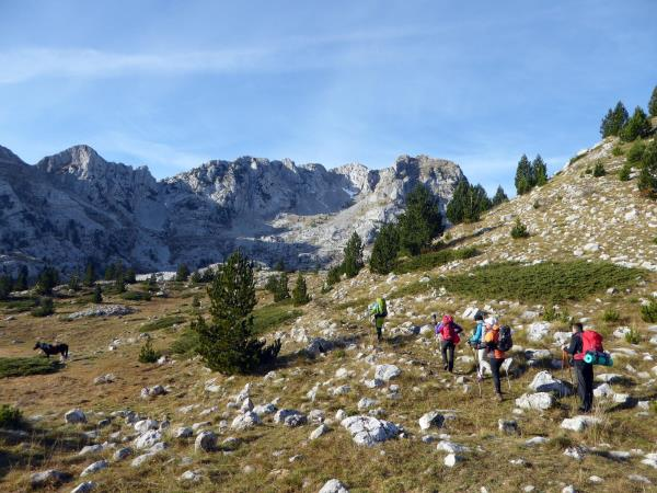 The Balkans adventure holiday, small group