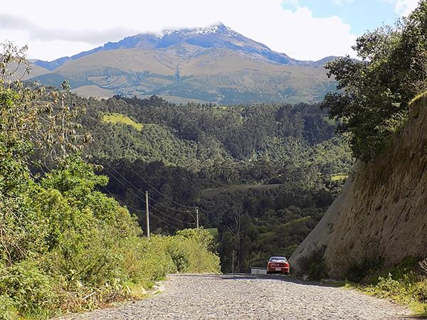 Ecuador self-drive holiday