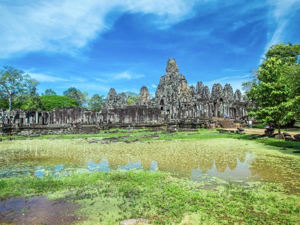 Cambodia activity holiday, hike, bike & kayak
