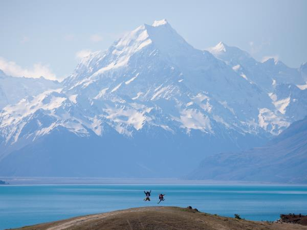 New Zealand North and South Island tour