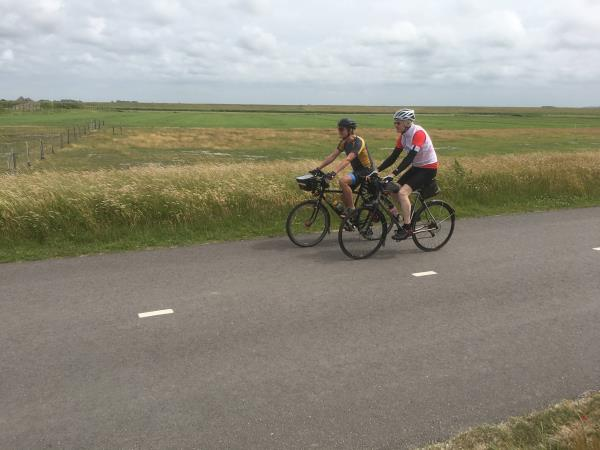 Holland to Denmark cycling holiday