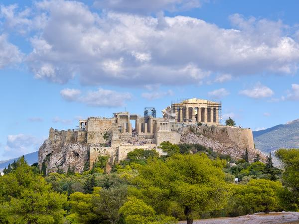Mainland Greece tour