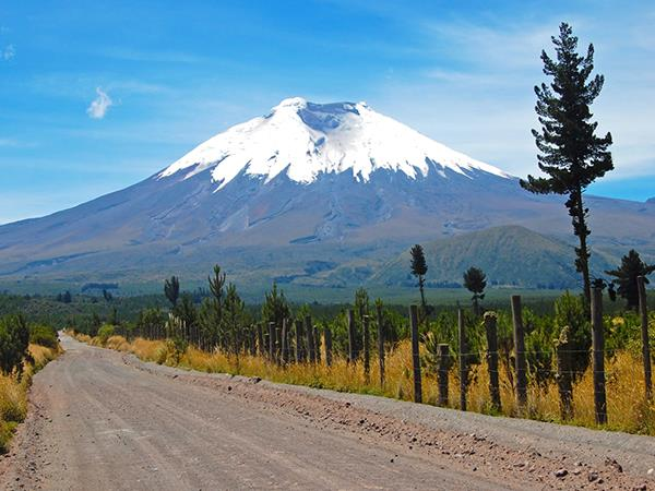 Ecuador self-drive holiday, tailor made