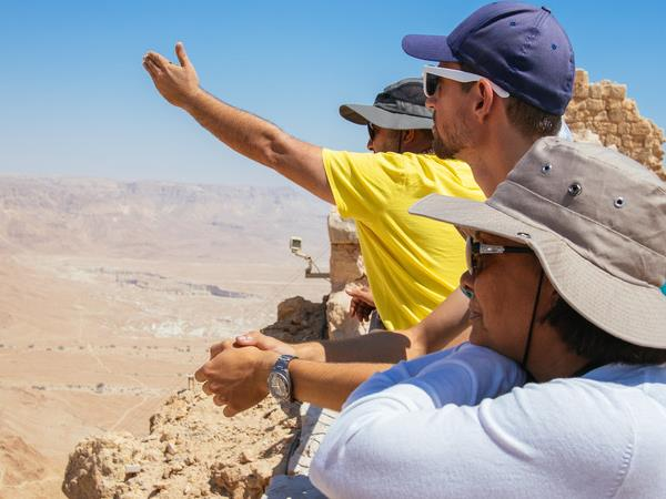 Israel and Palestinian tour
