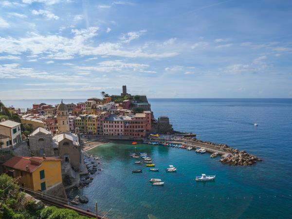 Family holiday in Northern Italy