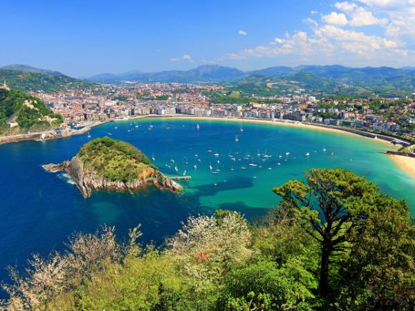 The Northern Way holiday, San Sebastian to Bilbao