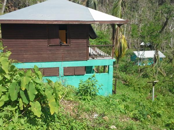 Help rebuild Dominica after hurricane Maria