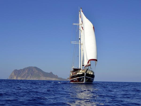 Sicily and Aeolian Islands small ship cruise