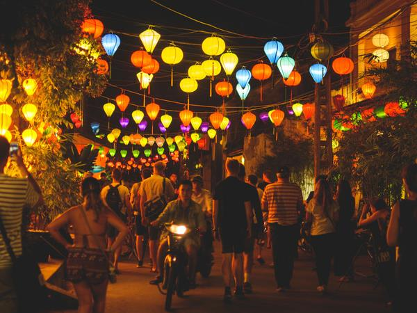 Vietnam tour for under 30s