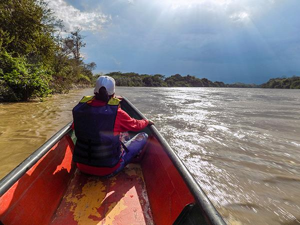 Colombia holiday, San Agustin and the Amazon
