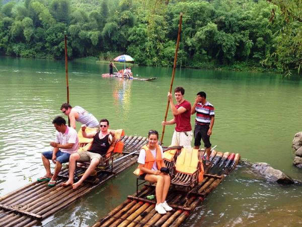 China backpacking tours