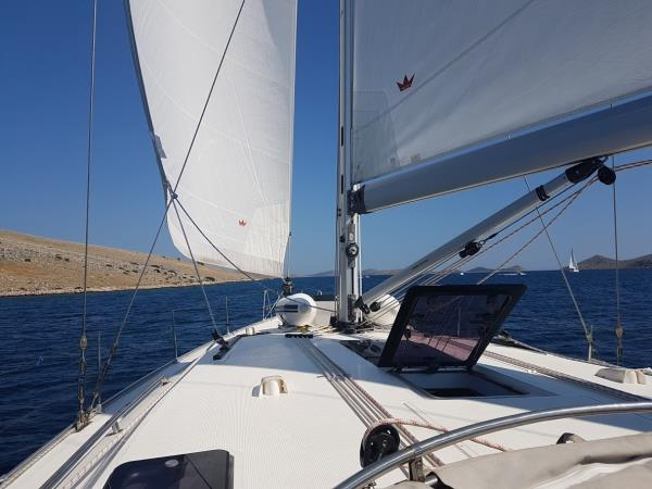 Malta adventure holiday, sailing and climbing