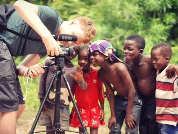 Film and photography volunteering in Ghana
