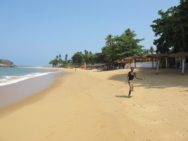 Guinea and Sierra Leone tour