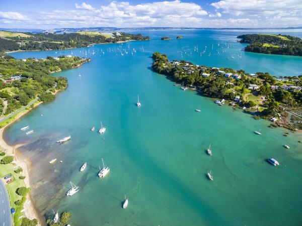 Luxury self drive holiday in New Zealand