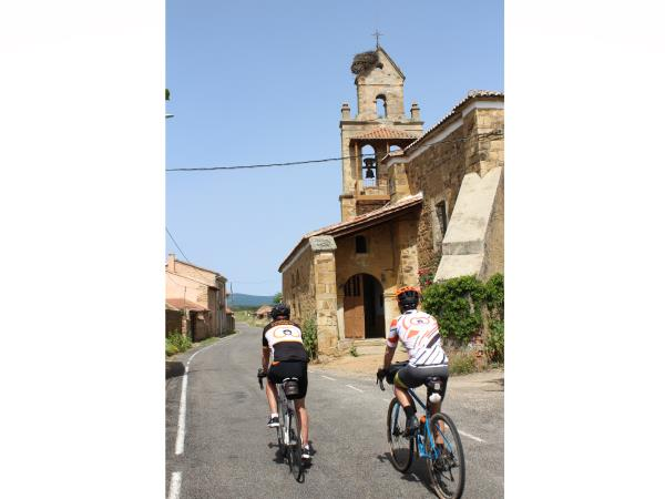 Cycle the Camino Frances
