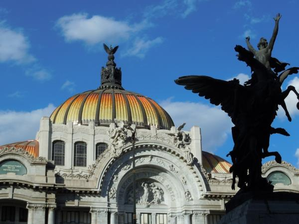 Mexico City holiday, art, culture & cuisine