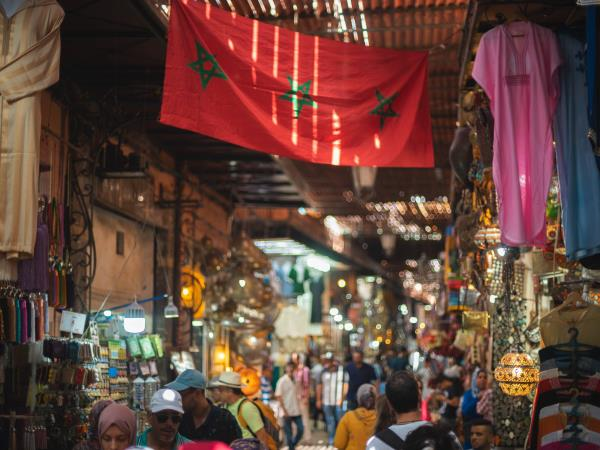 Morocco small group tours