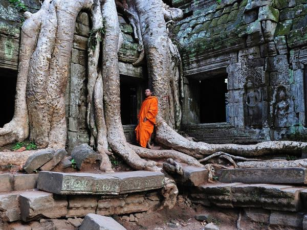 Cambodia small group adventure holiday