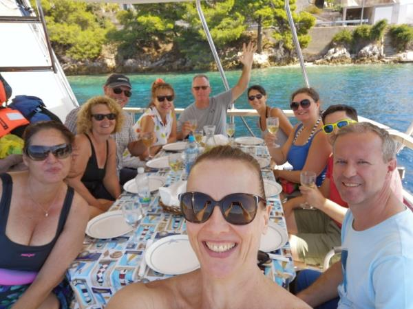 Croatia private yacht cruise holiday