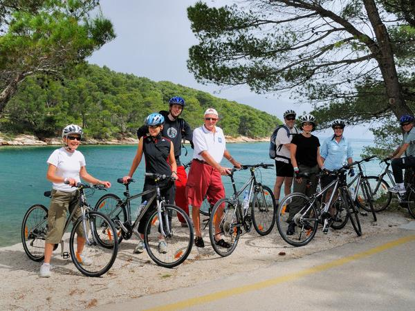 Dalmation Coast cycling holiday, Croatia