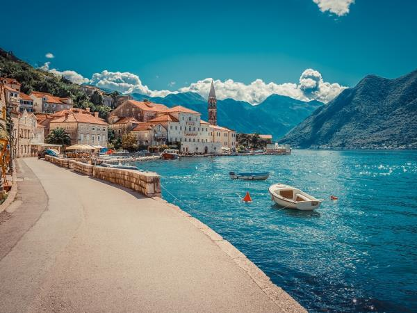 Montenegro cruise and cycling holiday