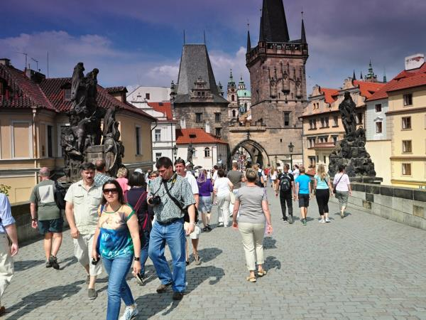 Central Europe holiday