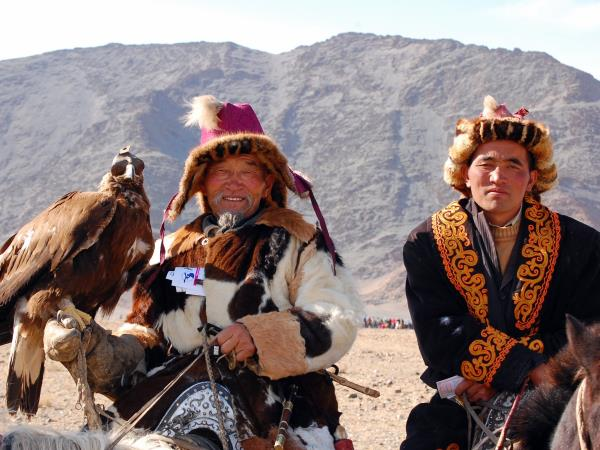 Small group holiday in Mongolia
