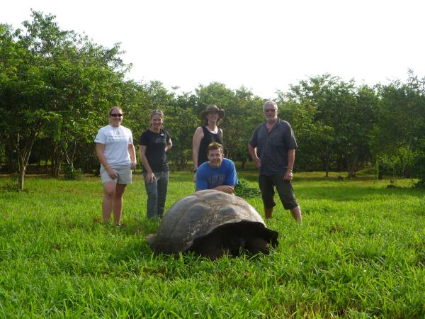 Galapagos Islands tour