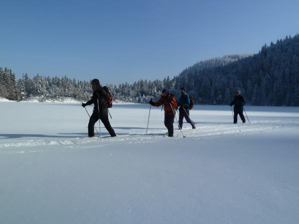 Black Forest ski touring holiday in Germany
