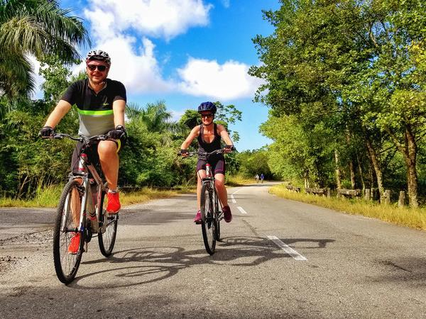 Eastern Cuba cycling holiday