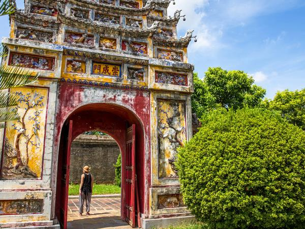 Vietnam tour for under 30's