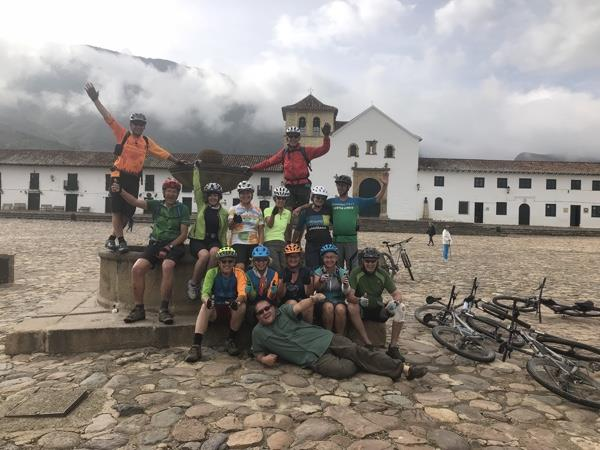 Cycling tour of Colombia