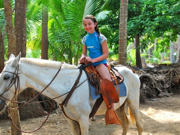 Costa Rica family adventure holiday, tailor made