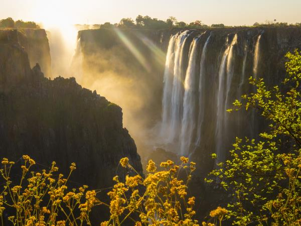 Luxury honeymoon safari in Zambia