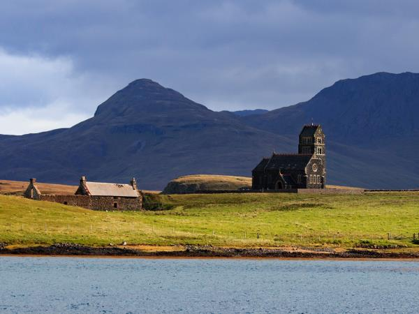 Scotland West Coast cruise, Skye and the small isles