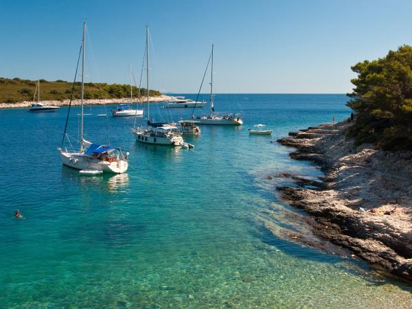 Split Islands sailing holiday, Croatia