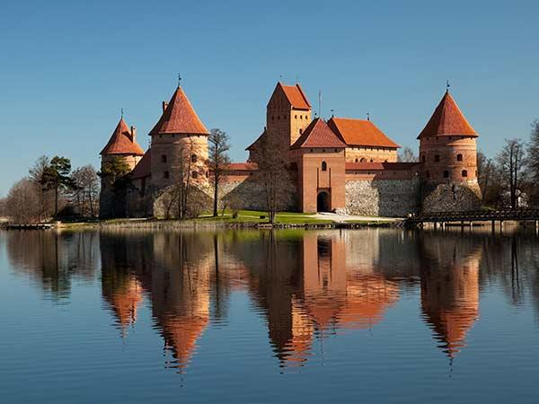 Baltic holiday, North Eastern Europe