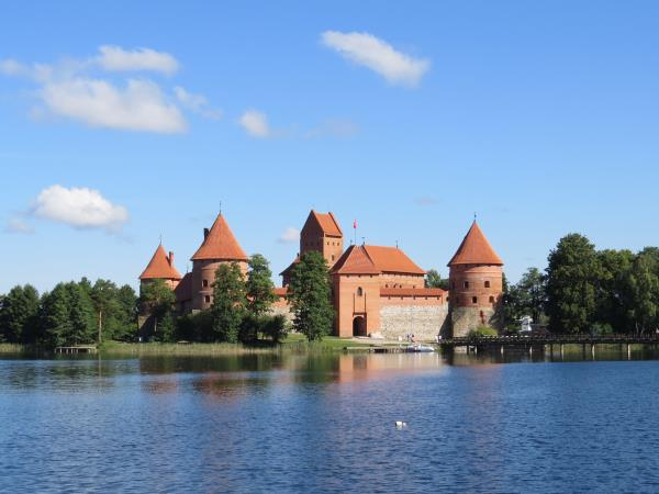 Baltics cycling tour, Vilnius to Tallinn
