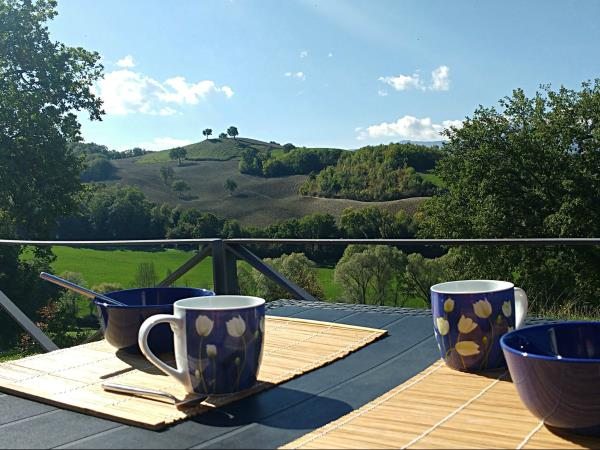 Le Marche holiday accommodation in Italy
