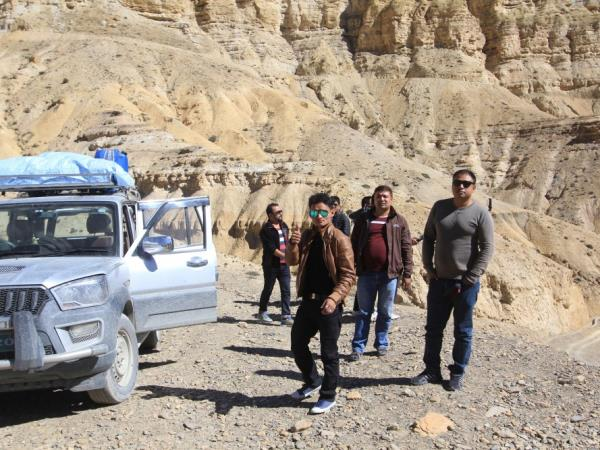 Nepal 4 wheel drive adventure tour