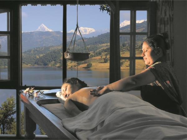 Ayurveda and yoga holiday in Nepal