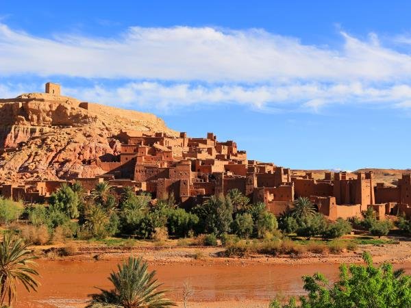 Morocco cultural holiday