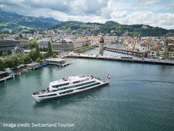 Switzerland highlights tour