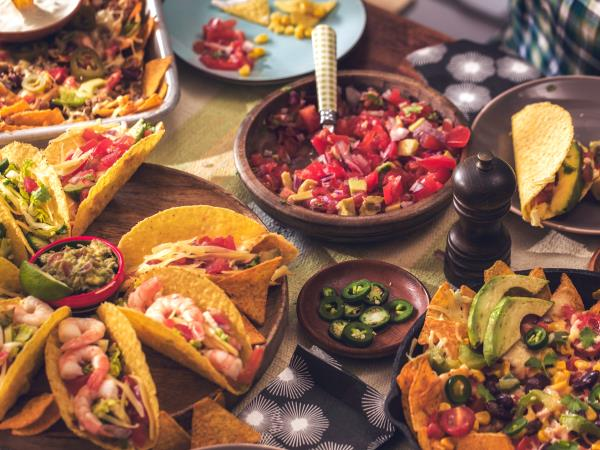 Mexico food adventure holiday