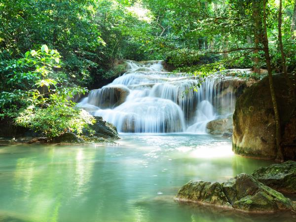 Thailand tour, jungle and islands